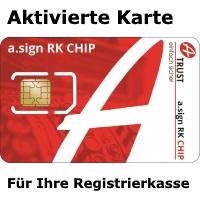 Bild von a.sign RK CHIP inkl. Zertifikat
