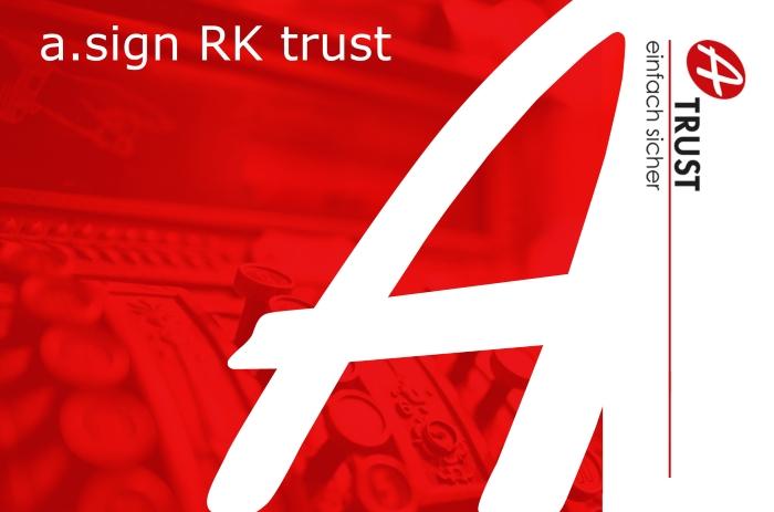 Bild von a.sign RK trust - Garantie zusätzlich zu a.sign RK Chip
